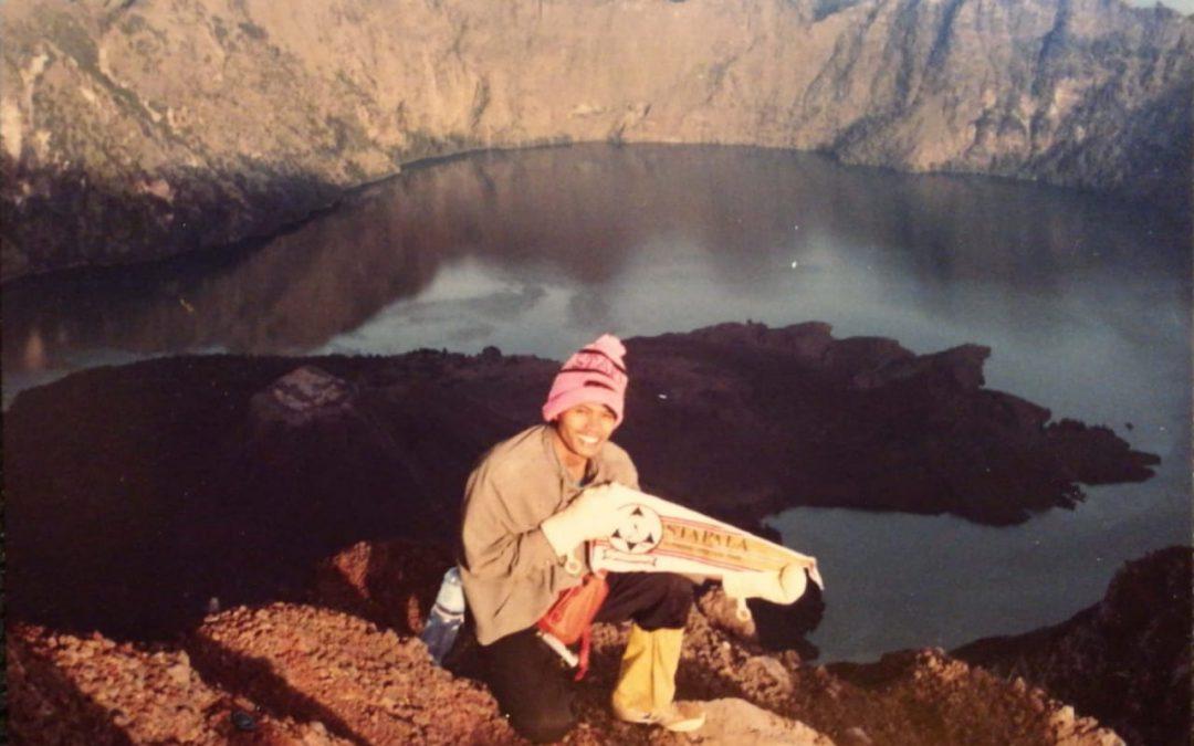 Catatan Perjalanan Gunung Rinjani 1989
